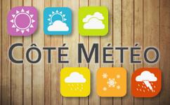 cote meteo